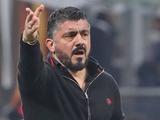 Гаттузо: «Милан» потерял шансы на выход в Лигу чемпионов»
