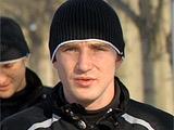 Александр Кучер: «Мяч сам попал мне в руку, пенальти не было»