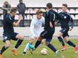 «Сталь U-21» — «Динамо U-21» — 0:5. Обзор матча