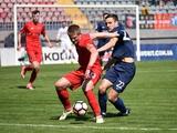 «Мариуполь» — «Верес» — 2:0. После матча. Александр Бабич: «Показали не лучшую игру, но были Командой»