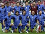Сборная Италии размялась на юношах