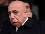 Адриано Галлиани: «Аллегри не будет уволен, даже если проиграет «Малаге»