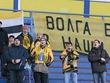 На матчи ульяновской «Волги» в желтом пускают бесплатно