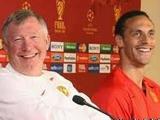 Фергюсон: «Фердинанд с лёгкостью проведёт в футболе ещё несколько лет»