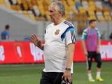 Михаил ФОМЕНКО: «Счет, с которым мы победили, нас вполне устраивает»