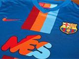 «Барселона» сыграет в матче с «Манчестер Сити» в специальной форме