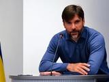Спортивный директор «Олимпика»: «Гримма выбрали президентом не на 4 года, а на 2»