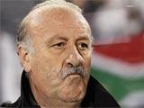 Дель Боске будет тренировать сборную Испании до ЧМ-2014