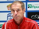 Олег Таран: «Дай Бог, чтобы мы доиграли чемпионат Украины в таком составе»