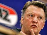 Ван Гал: «Не думаю, что конкуренция полезна для игроков»