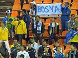 Матч чемпионата Боснии был прерван из-за бесчинств фанатов (ВИДЕО)