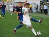 «Ворскла» — «Львов» — 1:0. После матча. Жилмар: «Сегодня играли еще лучше, чем с «Динамо»