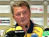 Мирон Маркевич: «Не хотелось бы доводить спор с «Сошо» до овертайма»