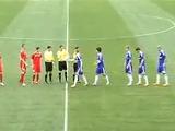 «Сталь» — «Динамо-2» — 4:0. ВИДЕО