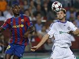 «Барселона» везет в Киев 20 игроков. В том числе — Чигринского