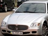 Милевский разбил свой Maserati?