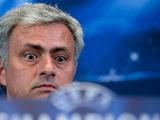 Моуринью решил пожертвовать премьер-лигой ради Лиги чемпионов