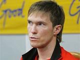 Александр Глеб не сыграет с Хорватией