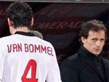 Ван Боммель дебютировал в Серии А с красной карточки