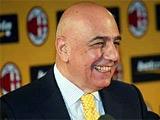 Адриано Галлиани: «Этот «Милан» напомнил мне команду, которая играла 20 лет назад на «Сан-Сиро»