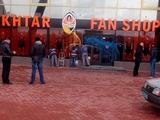 Болельщики «Металлиста» открестились от акции в магазине «Шахтера»