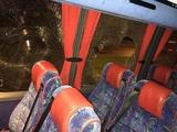 Автобус болельщиков «Халла» забросали камнями после матча с «Ливерпулем» (ФОТО)