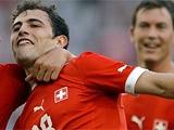 Мехмеди отличился голом в составе сборной Швейцарии (ВИДЕО)