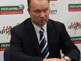 Сергей Морозов: «…А будут ультрас ходить на футбол или нет, это уже их проблемы»