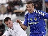«Заря» — «Динамо» — 0:2. Отчет о матче