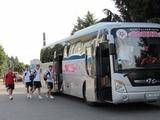 «Волынь» отправилась на сборы в Крым