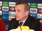 Алексей Семененко: «Хочу напомнить, что руководители «Динамо» давно не при власти»