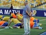 Последним футбольным тренером в Украине был Фоменко