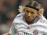 Пропустив два матча, Тимощук снова играет за «Баварию»