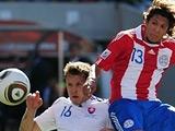 ЧМ-2010. Словакия — Парагвай — 0:2 (ВИДЕО)