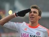 Марио Манджукич: «Я бы хотел завершить карьеру в «Баварии»
