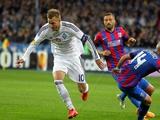 Лига Европы: «Динамо» обыграло «Стяуа» и возглавило группу! (ФОТО, ВИДЕО)