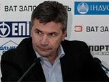 «Заря» — «Ворскла» — 0:0. После матча. Павлов: «Достигли нормального результата»