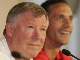 Фергюсон не видит Фердинанда в сборной Англии