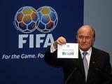Бразилия предоставила Блаттеру гарантии