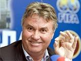 Гус Хиддинк: «С удовольствием продолжу работу в сборной России»