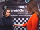 Сестры Музычук и Анна Ушенина вышли во второй круг женского чемпионата мира по шахматам