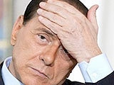 Берлускони не смог выдержать кошмар до конца