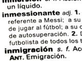Месси угодил в испанский словарь