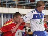 Студенты vs ветераны «Динамо». Проигравших нет!