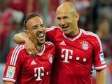 «Бавария» предложила Рибери и Роббену новые контракты