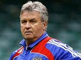 Россияне хотят, чтобы Гус Хиддинк продолжал тренировать сборную России