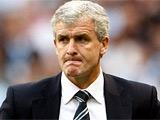 Хиддинк или Моуринью могут сменить Хьюза на посту главного тренера «Манчестер Сити»