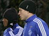ФОТОрепортаж: открытая тренировка «Динамо» накануне матча с «Бешикташем» (14 фото)