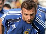 Шевченко вернется на поле не ранее, чем через месяц