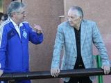 Михаил Фоменко побывал на игре «Динамо»